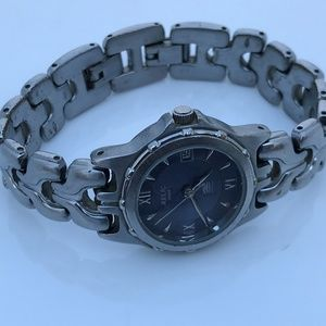 Relic Wet by Fossil Ladies Watch Silver Tone Analo